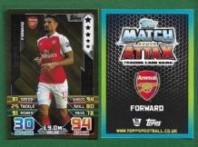 Arsenal Olivier Giroud France LE3 Gold Limited Edition (1)